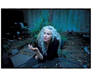 Kiki Smith by Nan Goldin