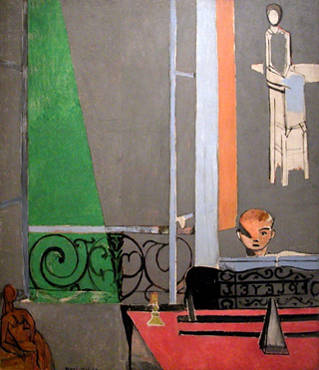 Henri Matisse. 1916. Oil on canvas. The Museum of Modern Arts, New York, NY, USA.