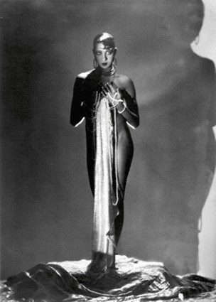 Josephine Baker by George Hoyningen-Huene