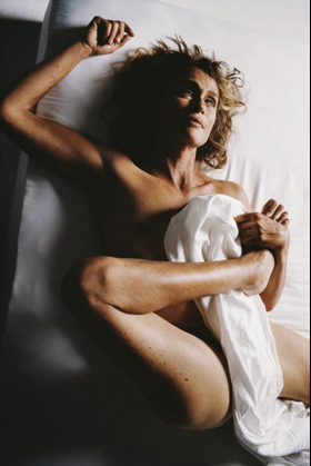 Lauren Hutton 2006 Mario Sorrenti