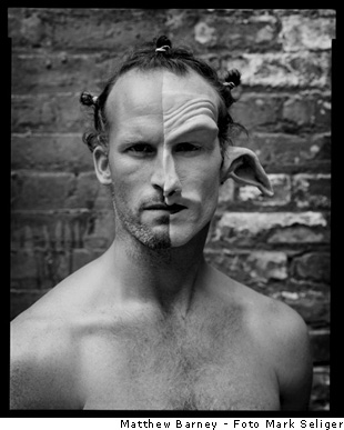 Matthew Barney by Mark Selinger