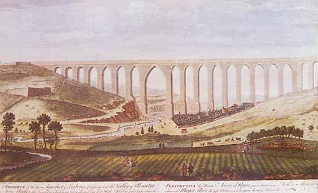 Aqueduct of Alcântra